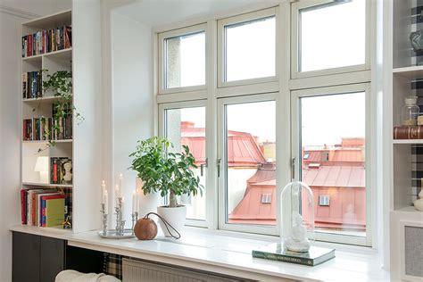 beautiful windows delightful one room scandinavian crib with plenty of