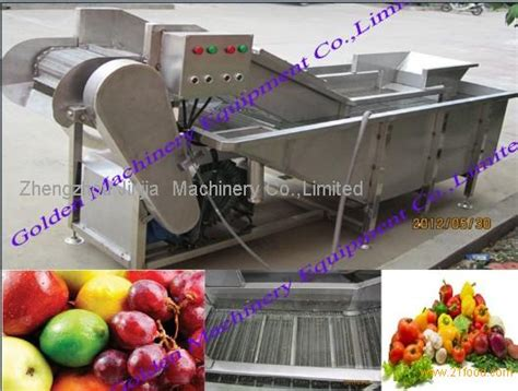03 fruit and vegetable washer vegetable and fruit washing machine model products