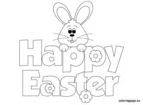 happy easter coloring pages 56 best images about easter on coloring shape