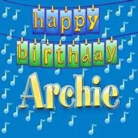 happy birthday archie ingrid dumosch amazon co uk mp3