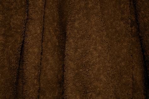 Brown Cloth Chocolate Brown Terry Cloth Bath Towel Texture Picture