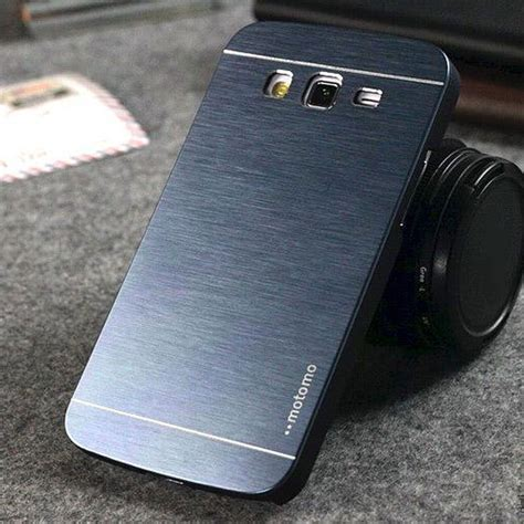 Motomo Atom Metal J 5 2016 lancase for samsung galaxy j5 2016 motomo aluminum brush metal back funda for samsung j5