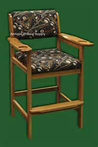 billiard chair antique billiard supply billiard chair
