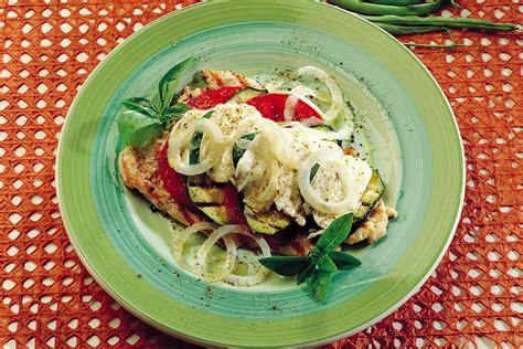 cucina petto di pollo ricetta petto di pollo guarnito la cucina italiana