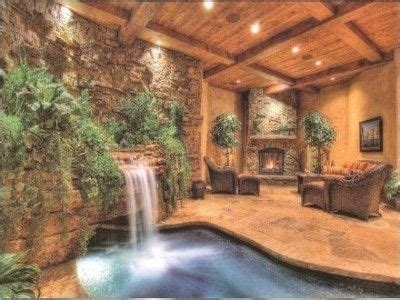 indoor grotto pool   heart  grotto pool
