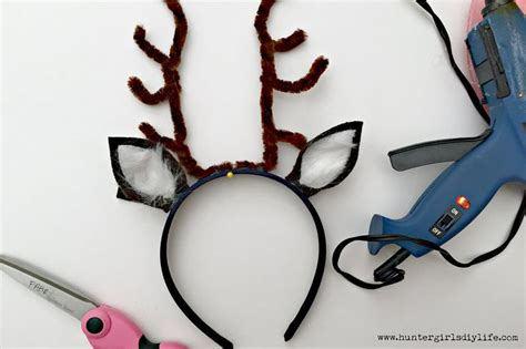 best 25 reindeer headband ideas on pinterest deer