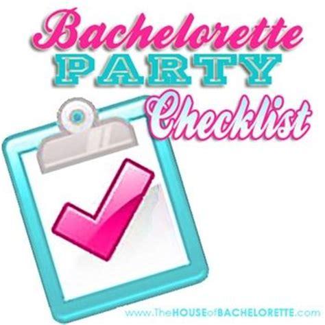 house of bachelorette free bachelorette party checklist the house of bachelorette lingerie shower ideas