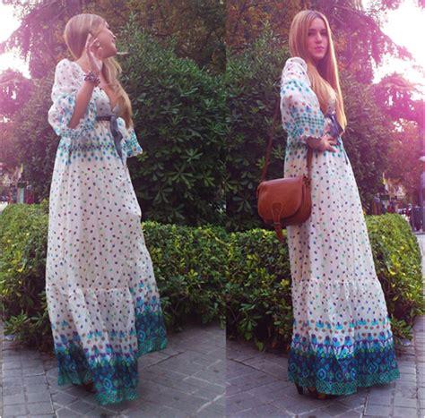 Maxi Clara Polka so chic for cheap maxi dress by clara