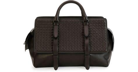 Bottega Veneta Woven Panel Purse by Bottega Veneta Monaco S Woven Leather Runway Bag In