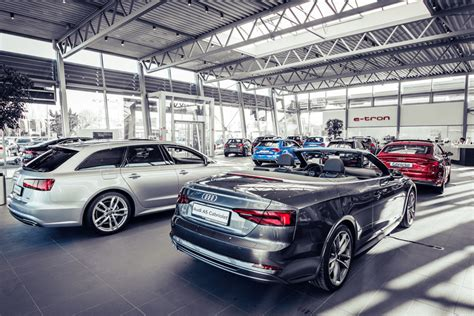 Glinicke Minden Audi audi autohaus in minden glinicke automobilgruppe