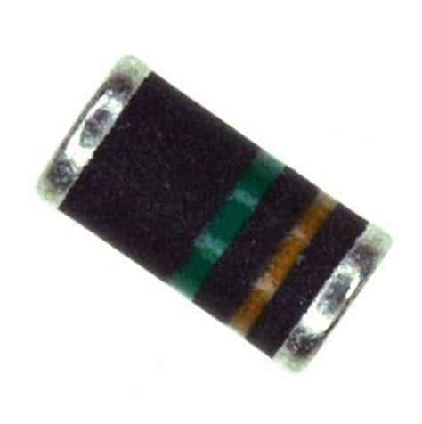 zener diode smd code rlz5231bte11c 5 1v zener melf smt diode rohm west florida components