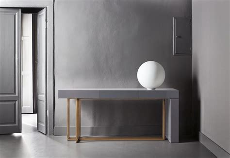 tabel design design console tabel a modern console table for a minimal