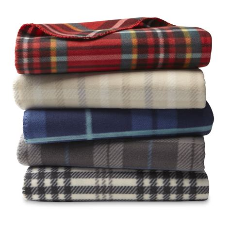 Throws And Blankets by Cannon Fleece Throw Home Bed Bath Bedding Basics