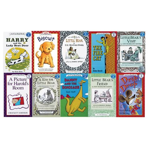 i a books i can read books grades k 1 set of 10