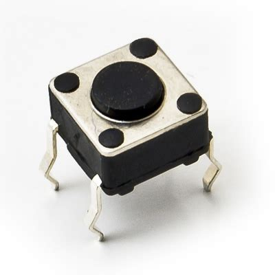 Tactile Button 43mm Push On b1720a tactile switch h 4 3mm tactile switches