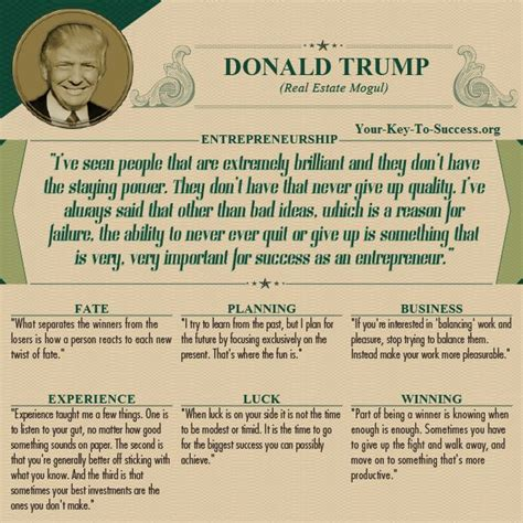 donald trump quotes on success donald trump quotes on success quotesgram