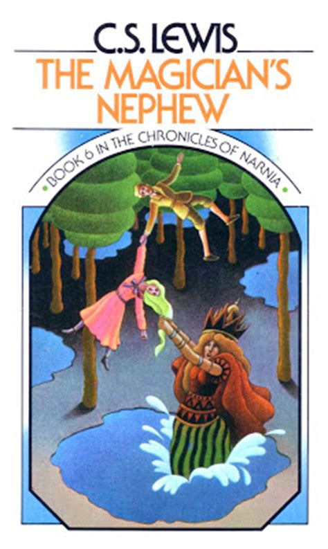 Book Review The Magician S The Book Review The Magician S Nephew By C S Lewis