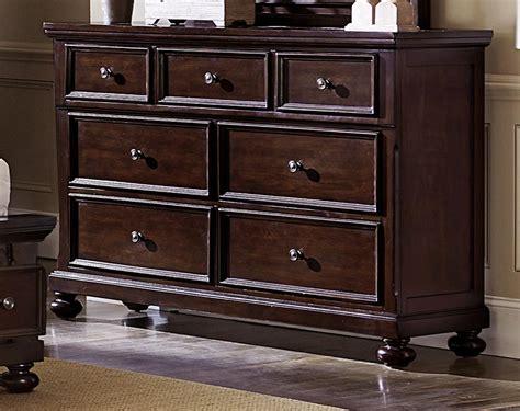 homelegance faust upholstered sleigh platform storage homelegance faust dresser dark cherry 1834 5