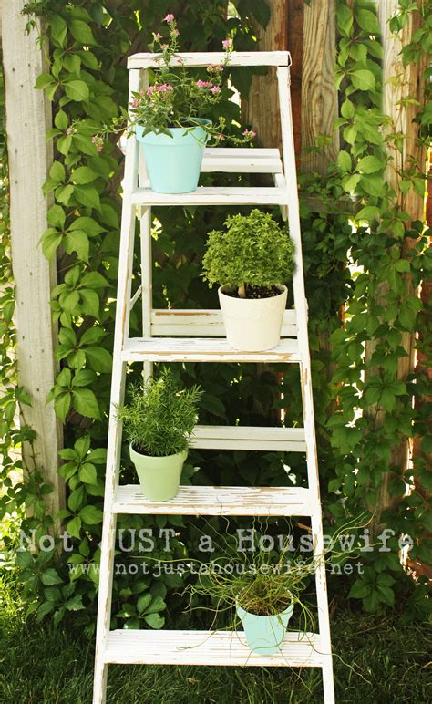 Herb Planter Stand by Ideas For Outdoor Decorating Risenmay