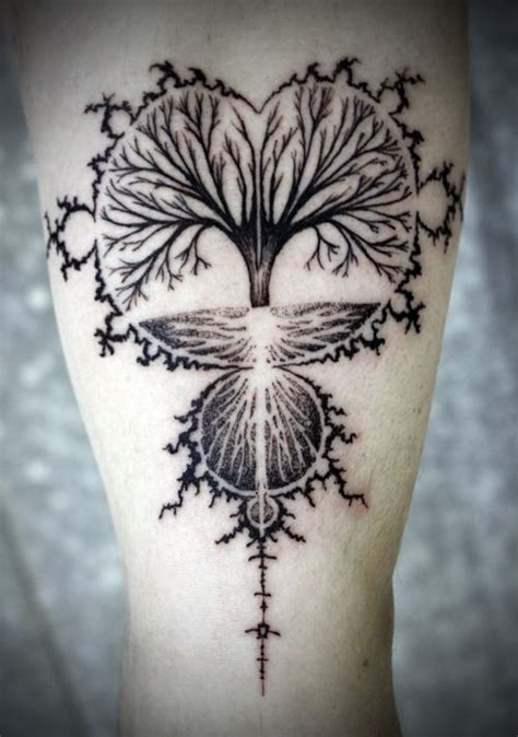 fractal tattoo 25 best ideas about fractal on peacock