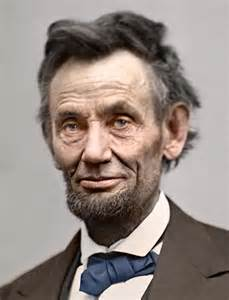 abraham lincoln color photo abe lincoln color welcome to the rightly guided