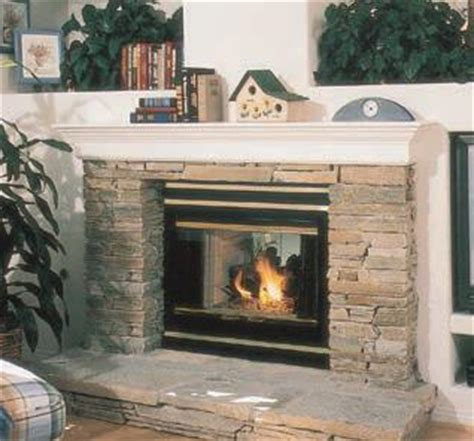 Radiant Heat Fireplace Inserts by Vantage Hearth V3612st 36 Inch Radiant Heat See Thru