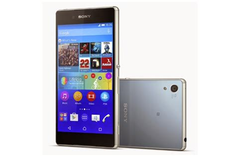 Sony Xperia Z3 Kommt Im Juni 24android