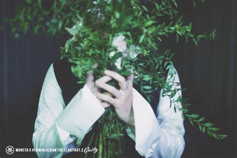 Monsta X The Clan Pt 25 Beautiful Album 1 update monsta x shares album preview for quot the clan part 2 guilty quot soompi