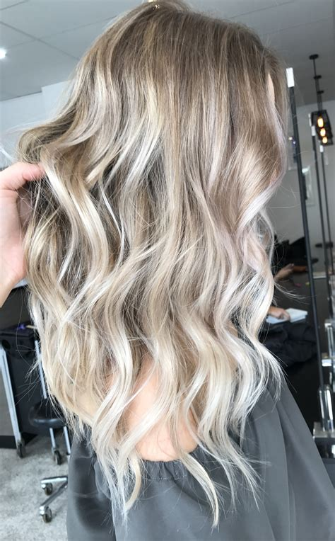 beige ash blonde with highlights beige blonde tones hair colour long hair brunette tones
