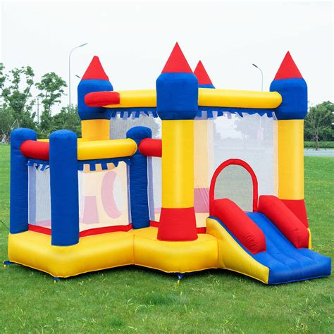 Jumpy Houses by Goplus Bounce House Castle Commercial