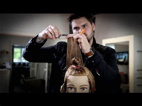 how to cut a 360 degree haircut modern take on the classic 180 degree layered haircut