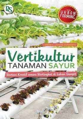 Buku Budi Daya Cabai Panen Setiap Hari vertikultur tanaman sayur toko buku buku laris