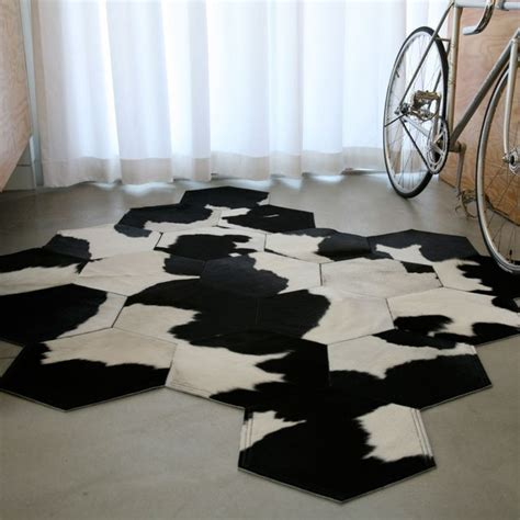 Cool Cow Rugs 21 Cool Rugs That Put The Spotlight On The Floor