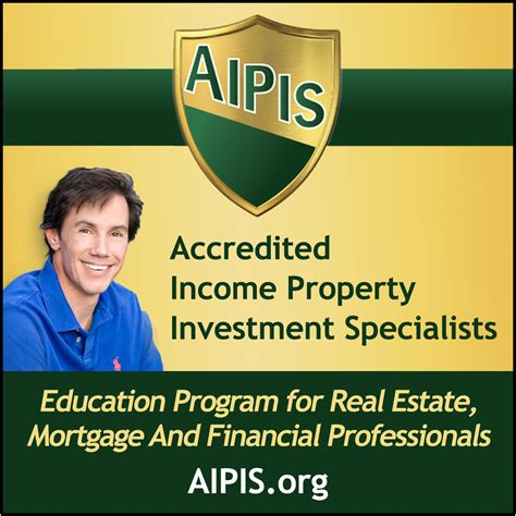 Investment Specialist by Accredited Income Property Investment Specialist Aipis Listen Via Stitcher Radio On Demand