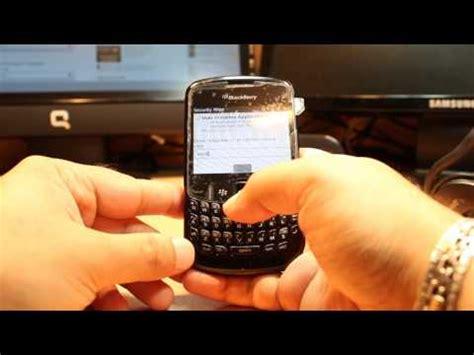 master reset blackberry gemini 8520 hard factory reset to blackberry curve 8520 youtube
