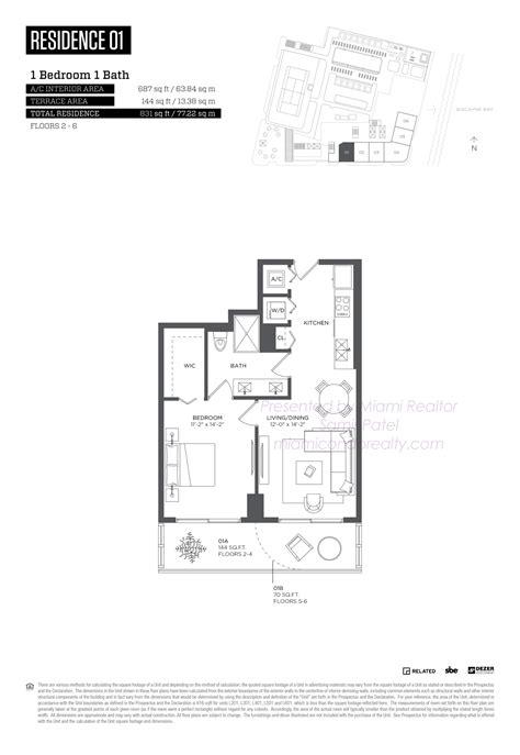 midtown residences floor plan midtown residences floor plan hyde midtown miami