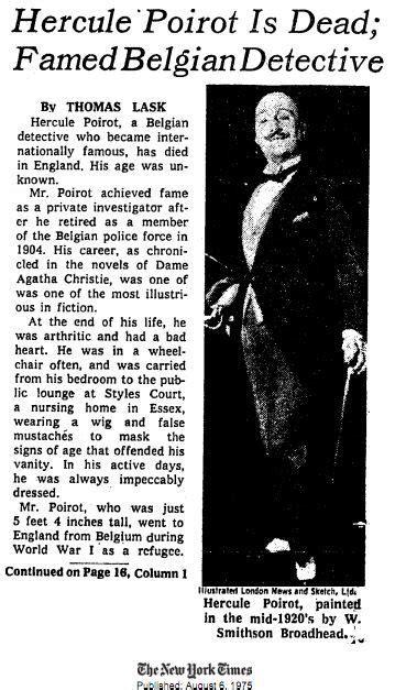 Quotabelle | Agatha Christie