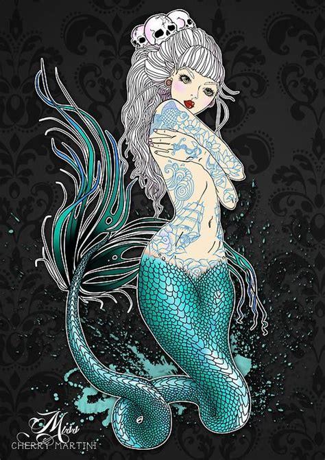 martini mermaid 310 best mermaids images on pinterest mermaids mermaid