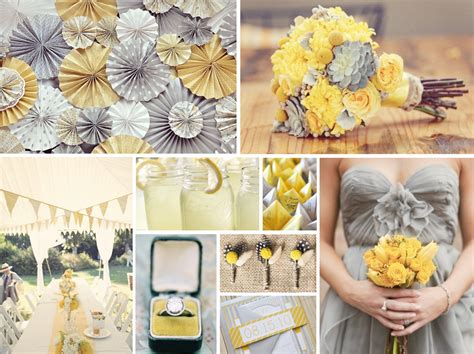 grey and yellow inspiration grey yellow uk wedding blog so you re