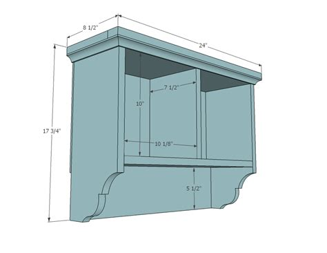Bathroom Shelf Plans by Bath Wall Shelf With Hangers Woodworking Plans Woodshop