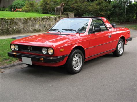 Lancia Beta Hpe For Sale Beta Brothers 1981 Lancia Beta Zagato And 1977 Lancia