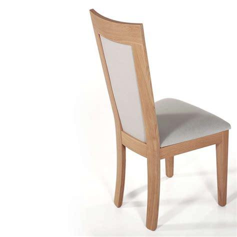 chaise en bois  tissu rembourre crocus  piedscom