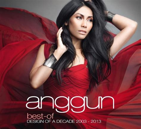 Cd Anggun Echoes Original anggun va publier best of quot design of decade 2003 2013 quot
