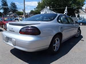 2002 Pontiac Grand Prix Se 2002 Pontiac Grand Prix Se Oshawa Ontario Used Car For Sale