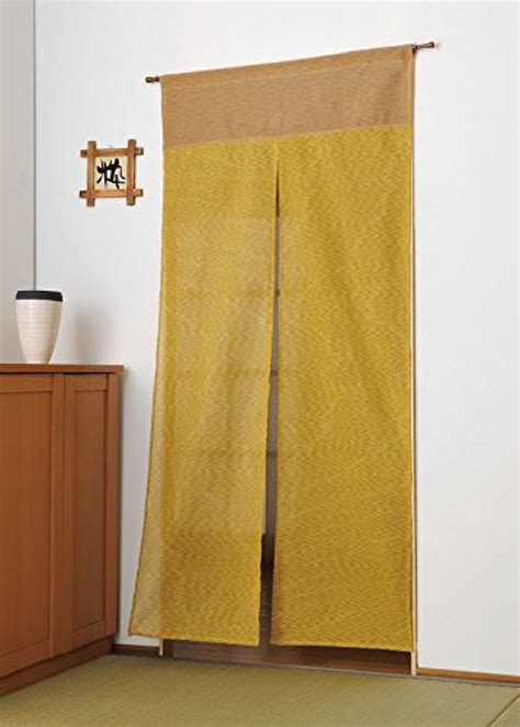 noren curtains for sale noren japanese goodwill curtain long mustard yellow 85 x