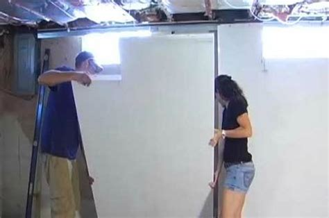 refinishing basement walls basement remodeling ideas bob vila