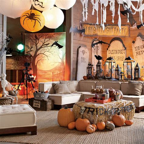 home decor for halloween how to make your homemade halloween home decoration