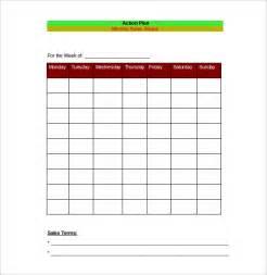 sales planner template sales plan template 11 free word excel pdf