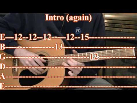tutorial guitar mario bros super mario bros guitar tab lesson how to play youtube