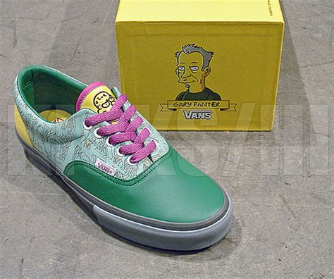 Harga Vans X The Simpsons kicks hi vans x the simpsons freshness mag